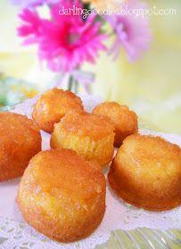 Darling Doodles: Pineapple Upside Down Cupcakes