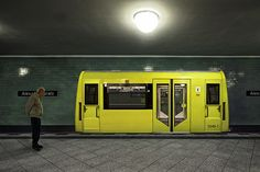 Small subway;-) by Ralf Wendrich, via 500px