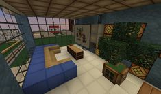 Minecraft interior design Minecraft Comics, Minecraft City, Cool Minecraft Houses, Minecraft Games, Minecraft Buildings, Minecraft Stuff, Minecraft Ideas, Minecraft Creations, Minecraft Designs