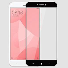 Xiaomi Redmi 4X black full cover tempered glass  #üvegfólia #xiaomi #redmi4x #redmi4xüvegfólia
