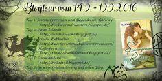 """Heute startet die """"Sommersprossen und Regenküsse""""-Blogtour bei Nadja!"""