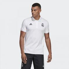 sports shoes bdd17 b4333 adidas Real Madrid Polo Shirt - Soccer Shop Real Madrid Merchandise -  Superfanas.lt