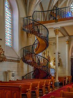 Loretto Chapel in Santa Fe