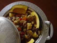 Carbonada - Squash and Vegetable Stew form Argentina Love Eat, I Love Food, Argentine Recipes, Argentina Food, Vegetable Stew, Down South, Squash, Happy Independence, Koh Tao