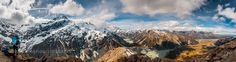 Mt cook national park by lrw1013