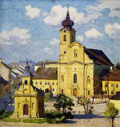 Notre Dame, Building, Travel, Painting, Art, Art Background, Viajes, Buildings, Painting Art