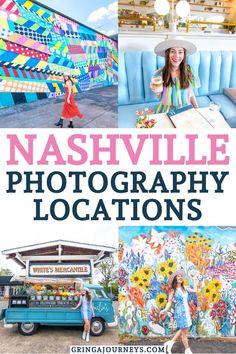 Nashville Murals, Nashville City, Nashville Vacation, Tennessee Vacation, Nashville Tennessee, Nashville Fashion, Visit Nashville, East Tennessee, Usa Travel Guide