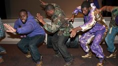 Welcome to Omega Psi Phi Fraternity, Inc. The Unconquerable Souls of Havoc's probate show!