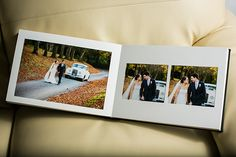 Queensberry Wedding Album | Overlay Matted | Larry McMahon Photography #weddingalbum http://www.queensberry.com/products/matted