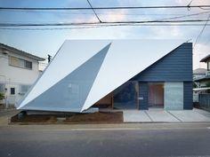 Makoto Tanijiri - Kodaira-shi residence 2