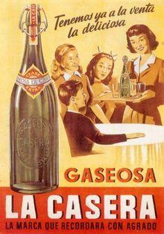 """Mujer, Arte y Publicidad: Anuncios publicitarios de los 60 y en especial """"la Casera"""""""