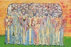 The Seventy Disciples, they built the foundation of ancient Christianity (Luke Patras, Saint Timothy, Jesus Wife, Lucas 24, Christ The King, Orthodox Christianity, New Testament, Medieval, Saints