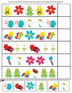 Insect Activities | Use these printables to supplement bug unit studies for preschool or kindergarten. #kids #kidsandparenting #homeschooling #bugs #insects #worksheets #ece #learningactivities #educationalactivities