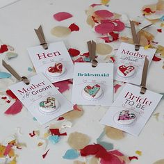 We love these classy hen party badges! Hen Night Ideas, Hens Night, Party Bags, Party Gifts, Classy Hen Party, Hen Party Badges, Polka Dot Theme, Wedding Pins, Wedding Ideas