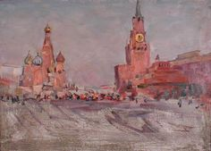 Red Square, 1950′s ☭