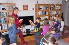 Give your young guests this unforgettable experience! #Kids #magician #Kinder #Zauberer: http://www.selimtolga.ch
