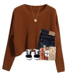"""took the psat today"" by madelinelurene ❤ liked on Polyvore featuring Chicnova Fashion, Hollister Co., Kendra Scott, Anastasia Beverly Hills, Daniel Wellington, Oliver Peoples, Casetify and Michael Kors"