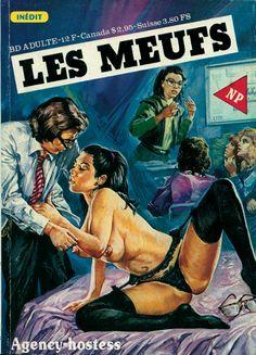 LES MEUFS - N° 20- Agency-hostess