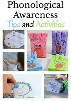 What is phonological awareness? It's one of the building blocks to help kids get ready to read. Check out these tips and activities for helping kids develop phonological awareness.