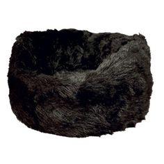 Bunny & Bentley Luxury Dog Beds - Black