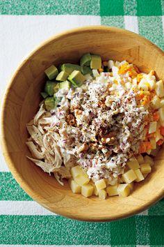NY発のおしゃれな一皿、「チョップドサラダ」って知ってる?【オレンジページnet】プロに教わる簡単おいしい献立レシピ