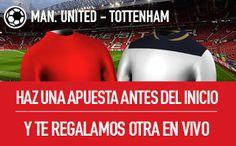 el forero jrvm y todos los bonos de deportes: sportium Promocion apuesta vivo gratis United vs T...