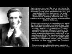 Pondering this... Do I, as a Christian submit my intellect to God/Jesus as Jesus submitted His intellect to His Father? How to Think About Sin - Oswald Chambers (Audio Reading with Text)
