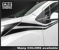 Chevrolet Spark Side Accent Double Stripes 2015 2014 2013 Chevrolet Spark Vinyl Stripes Decals High quality factory style and unique Auto Graphics Spark 2013, Spark Gt, Chevrolet Spark, Ford Fusion, Car Wrap, Cars And Motorcycles, Decals, Wraps, David