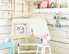 {the cottage nest}: Decorating