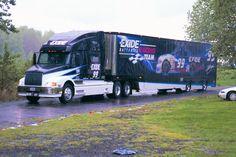 #99 Exide Truck Series Hauler