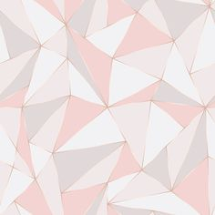 Geometric seamless pattern. Abstract Polygonal background. Triangle...