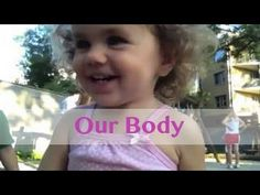 OUR BODY (Beautiful healing songs for children with karaoke)