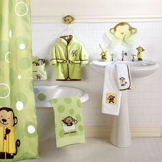 I Have A Monkey Bathroom