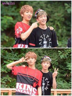 B.I.G (Boy In Groove) Heedo & Gookiminpyo