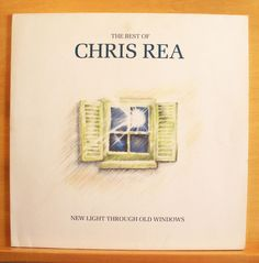 CHRIS REA - New Light through old Windows - mint minus - Vinyl LP OIS Josephine