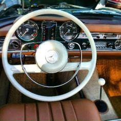 Morning drive anyone? #Mercedes #Pagoda