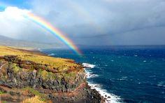 Kaupo Rainbow, Maui www.aloha-hawaiian.com #hawaii #maui #allinclusivemaui #hawaiihoneymoondestinations #hawaiivacations