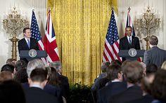 UK Election 2015: Labour slams Obama after endorsing David Cameron