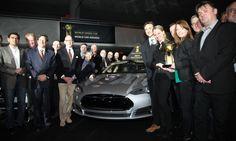 2014 Tesla Model S (Green Car)