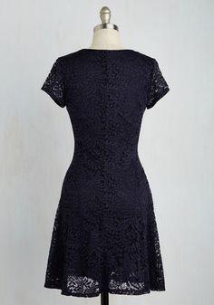 Not a Hair Out of Lace Dress | Mod Retro Vintage Dresses | ModCloth.com
