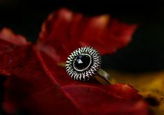 Maple ring by Pako korut. Class Ring, Rings, Ring, Jewelry Rings