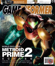 GameInformer Metroid prime 2