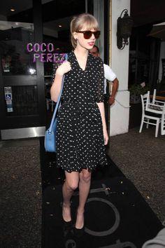 Taylor Swift in Dolce & Gabbana