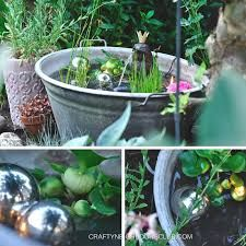 Bildergebnis Für Miniteiche Garten Zinkwanne