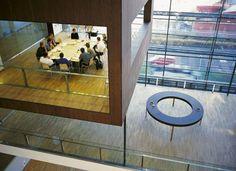 Nykredit Headquarters [Image Courtesy © Schmidt Hammer Lassen Architects]