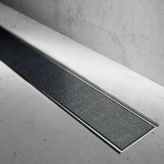 Easy Drain | Modulo Basic | Linear Shower Drain | Tile grate - Modulo Basic is the foundation for every bathroom. Due to the innovative technique you will enjoy security and comfort. #Bathroom #EasyDrain http://www.easydrain.com/en/basic-tile-m2-50.html
