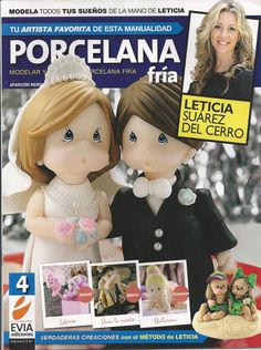 Cold Porcelain magazine 4 2012 by Leticia Suarez by AmGiftShoP, $12.99