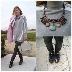 Trench Collection by Sonia Verardo: OOTD: Walk in a park of San Giuliano, Venice, Ital...