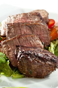 Grilled Tri-Tip with the Best Herb Rub Recipe