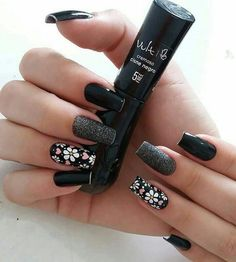 Se Vc Ama Unhas Clique 2 Vezes na Foto e Aprenda Técnicas de Manicure Profissional Perfect Nails, Gorgeous Nails, Pretty Nails, Nail Design Spring, Nailart, Cute Acrylic Nails, Fancy Nails, Manicure And Pedicure, Toe Nails